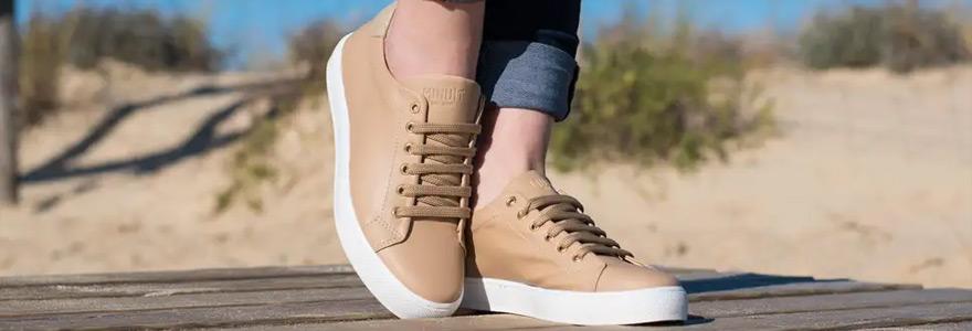 chaussures pour les pieds fragiles