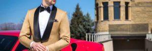 Achat de costumes italiens