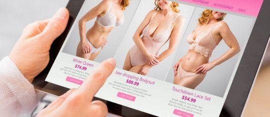 Lingerie sexy pour femme en ligne