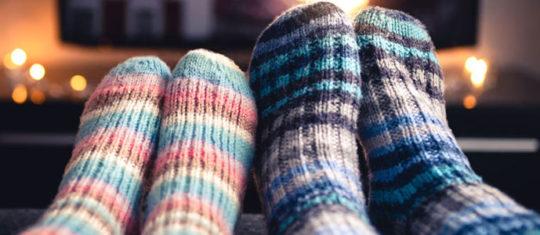 Chaussettes pour hommes et femmes