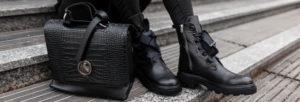 Achat de bottes en cuir pour femmes