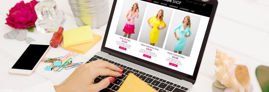 Acheter des vêtements de mode en ligne